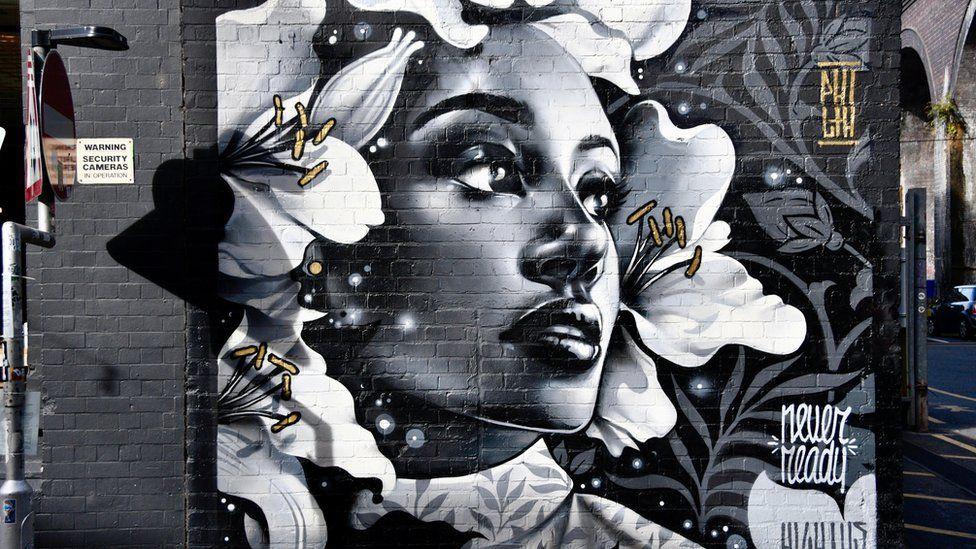 Art. Graffiti
