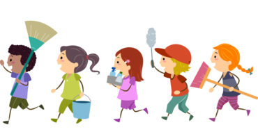 My household chores – Мои домашние обязанности