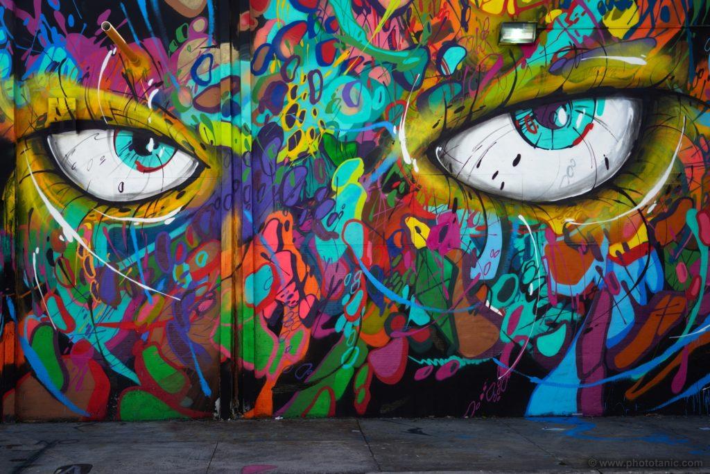 Искусство. Граффити