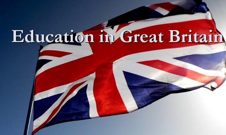 Топик Education in Great Britain / Образование в Великобритании