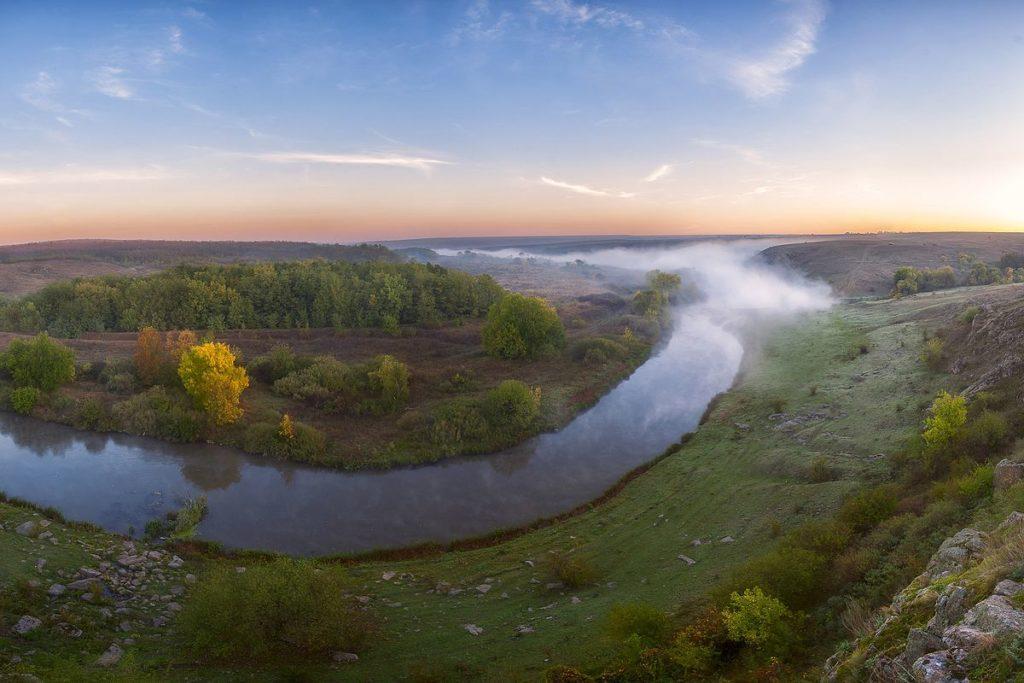 Rivers of Ukraine