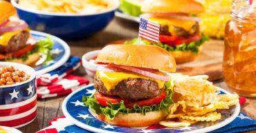 Traditional American Food – Тема традиционные американские блюда