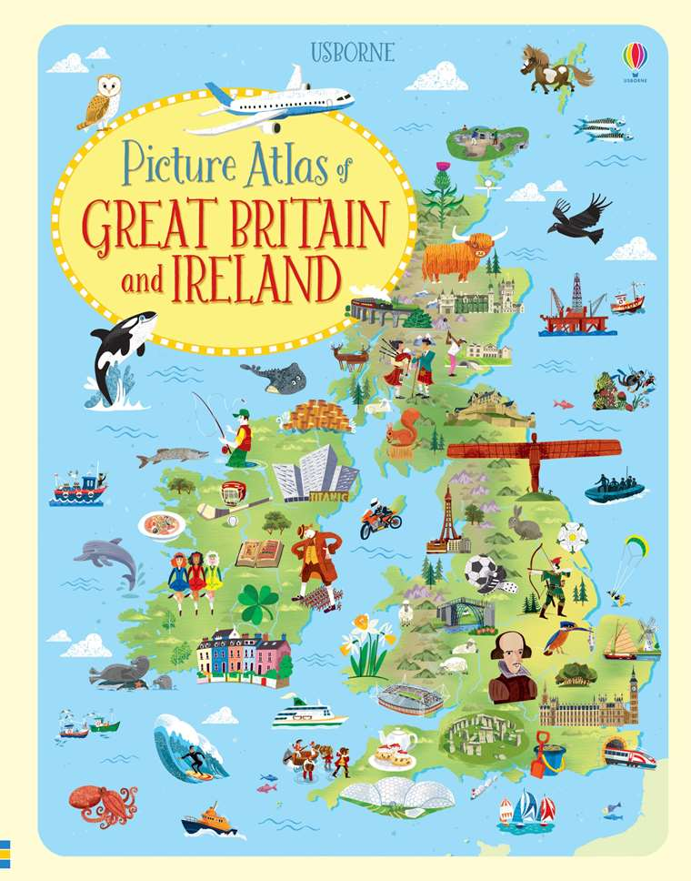 Great Britain and Ireland
