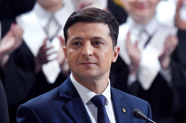 Ukrainian President - Zelenskiy